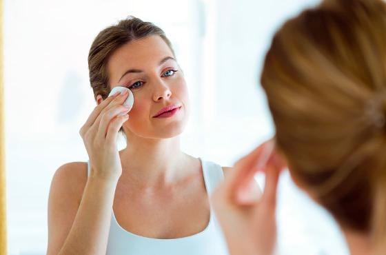 Make-up removal: an oft neglected part of the beauty routine
