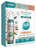 Puressentiel Anti-Chute Sérum Traitant Lot de 3 x 150 ml