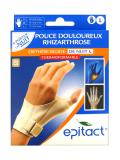 Epitact Night Rigid Orthosis Painful Thumb Left Hand