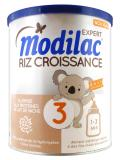 Modilac Expert Rice Growth 3 From 1 to 3 Years 800g