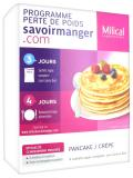 Milical Weight Loss Program Preparation for Pancakes 4 Sachets