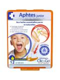 Clic&Go Junior Mouth Ulcers 12 Single Doses