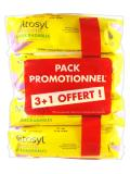 Mitosyl Lingettes Biodégradables Lot de 4 x 72 Lingettes