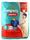 Pampers Baby-Dry 21 Pants Size 5 (12-18kg)