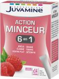 Juvamine Slimness Cocktail 6 Actions 14 Sticks