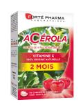 Forté Pharma Energy Acerola 60 Tablets to Crunch