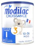 Modilac Expert Growth 3 From 10 Months To 3 Years 800g