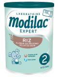 Modilac Expert Rice 2 From 6 to 12 Months 800g