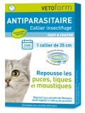 Vetoform Antiparasite Insect Repellent Collar Cat and Kitten