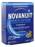 Sanofi Novanuit Triple Action 30 Tablets