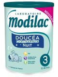 Modilac Doucéa 3 Night Growth 12 a 36 Meses 800 g
