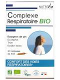 Nutrivie Organic Respiratory Complex 20 Ampoules