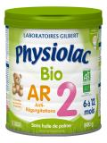 Physiolac Organic Anti-Regurgitation 2 from 6 to 12 Months 800g