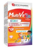 Forté Pharma MultiVit'Kids Defenses 30 Tabletas Masticables