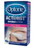 Optone ActiMist 2 en 1 Spray Ocular Ojos Secos e Irritados 10 ml