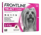 Frontline TRI-ACT Dogs 2-5kg 3 Pipettes