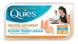 Quies Protection Auditive en Mousse 3 Paires