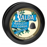 Valda Gums Licorice Taste 50g