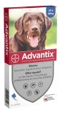 Bayer Advantix Big Dogs 25 to 40 kg 4 Pipettes