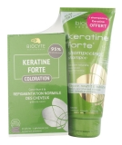Biocyte Keratine Forte Colouring 60 Capsules + Keratine Forte Shampoo 200ml Offered