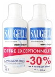 Saugella Dermoliquide Lot de 2 x 500 ml