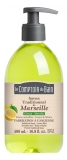 Le Comptoir du Bain Savon Traditionnel de Marseille Citron-Menthe 500 ml