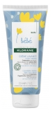 Klorane Baby Cleansing Cream with Cold Cream 200ml
