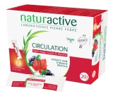 Naturactive Circulation 20 Sticks Fluides