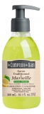 Le Comptoir du Bain Savon Traditionnel de Marseille Citron-Menthe 300 ml