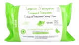Alphanova Baby Ecological and Biodegradable Cleansing Wipes 60 Wipes