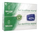 Weleda Gel Dentifrice Végétal Lot de 2 x 75 ml