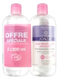 Eau de Jonzac Reactive Soothing Micellar Water 2 x 500ml