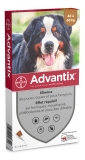 Bayer Advantix Big Dogs 40 to 60 kg 6 Pipettes