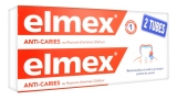 Elmex Decays Prevention Toothpaste 2 x 75ml