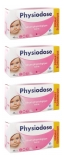 Gilbert Physiodose Sérum Physiologique Stérile Lot de 4 x 40 Unidoses