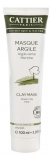 Cattier Organic Green Clay Mask Oily Skin 100ml