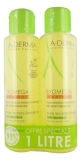 Aderma Exomega Control Emollient Cleansing Oil Anti-Scratching 2 x 500ml