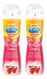 Durex Play Crazy Cherry Gel Lot de 2 x 50 ml