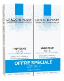 La Roche-Posay Hydreane Riche Lot 2 x 40 ml