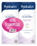 Hydralin Quotidien Gel Lavant Lot de 2 x 200 ml -20%