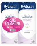 Hydralin Quotidien Gel Lavant Lot de 2 x 400 ml -30%