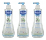 Mustela Avocado No-Rinse Cleansing Water 3 x 500 ml