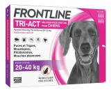 Frontline TRI-ACT Dogs 20-40kg 6 Pipettes