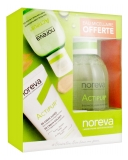 Noreva Actipur Tinted BB Cream 30ml + Actipur Micellar Cleansing Solution Purifying Solution 100ml Free