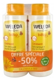 Weleda Baby Liniment Calendula Lot de 2 x 400 ml