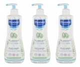 Mustela Gel Lavant Doux à l'Avocat Lot de 3 x 500 ml
