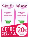 Saforelle Gentle Cleansing Care 2 x 250ml
