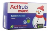 Santé Verte Actirub Children 20 Sachets - Taste : Apple (to consume preferably before the end of 05/2021)