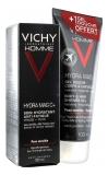 Vichy Homme Hydra Mag C+ Soin Hydratant Anti-Fatigue 50 ml + Hydra Mag C Gel Douche Corps et Cheveux 100 ml Offert