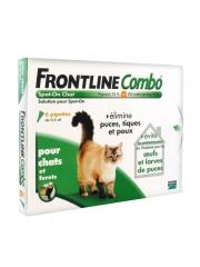 Frontline Combo Cat 6 Pipettes